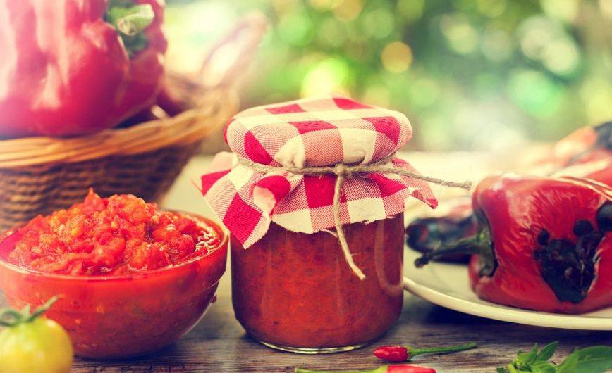 Domaći recept za najbolji makedonski ajvar