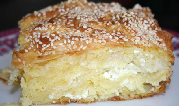 Brza pita sa sirom i pavlakom