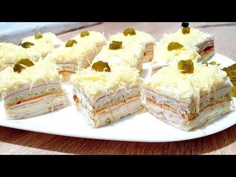SLANA ROZEN TORTA OD GOTOVIH KORA ZA 15 MINUTA BEZ PEČENJA I KUVANJA