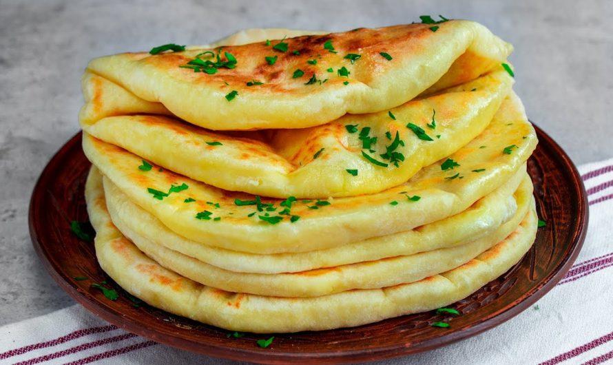 Najbolje pite sa sirom! Lako ih je napraviti u tavi i brzo se pojedu!