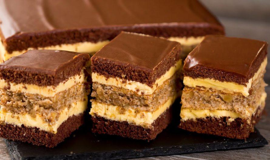 Domaći čokoladni kolač koji je zaludeo planetu! Neverovatno ukusno!