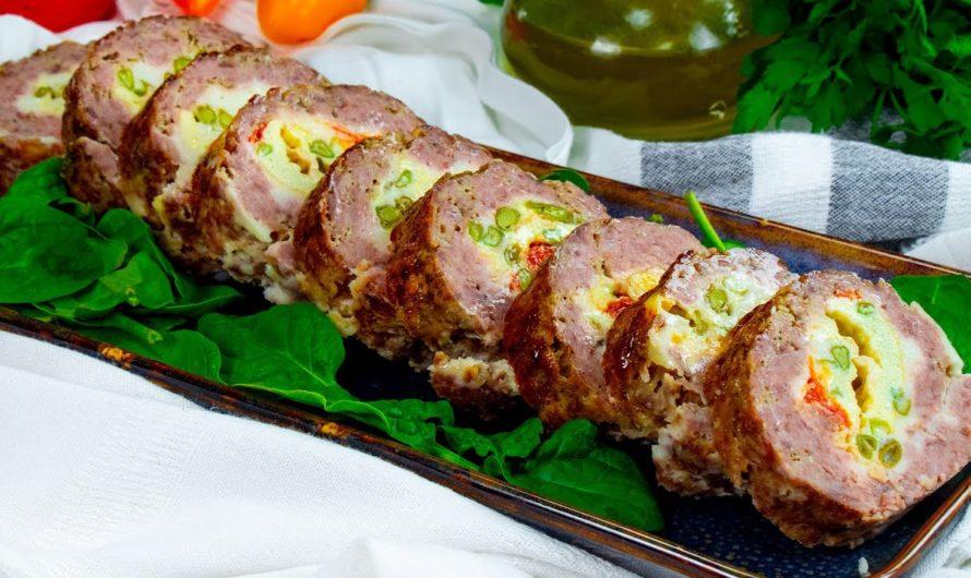 Polizat ćeš prste! Roladu od mesa pripremam samo po ovom receptu!